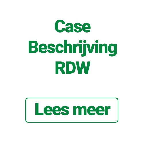 Case beschrijving RDW