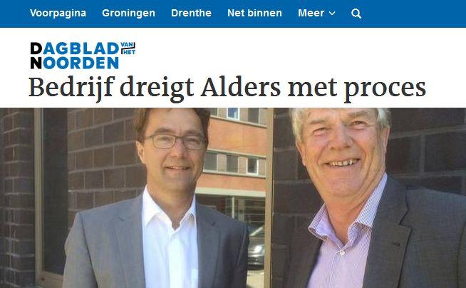 Dagblad van het Noorden Save Groningen